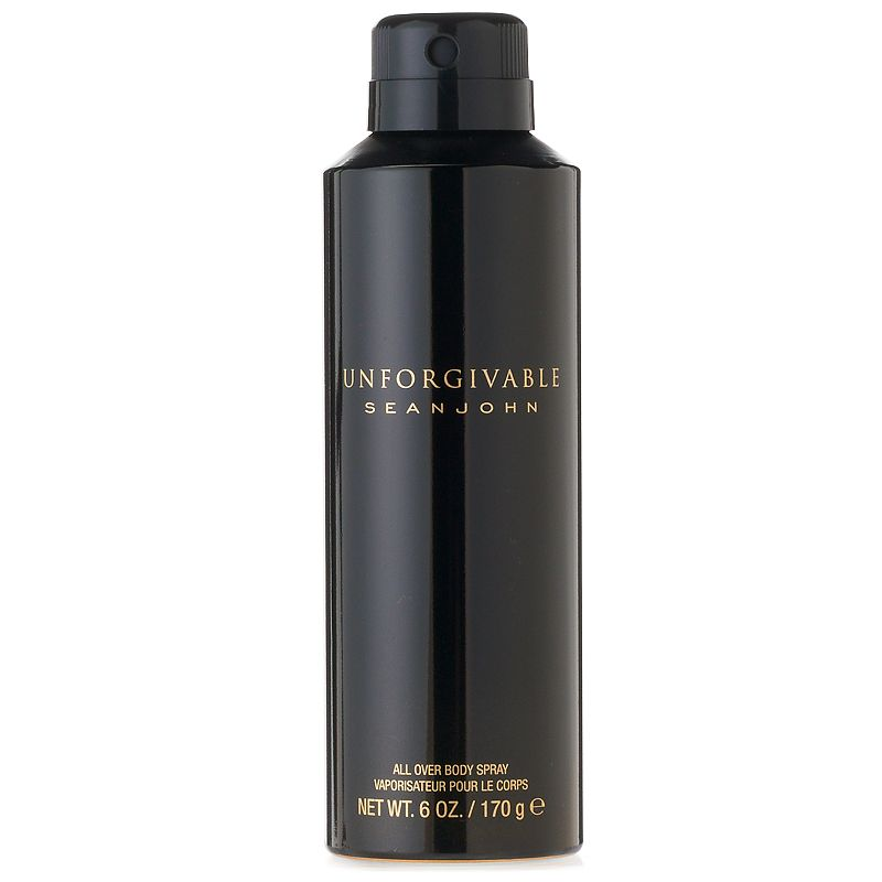 Sean John Unforgivable Men's Body Spray