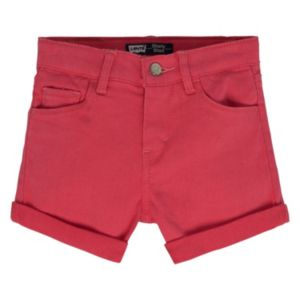 Girls 4-6x Levi's Heart Stretch Shorts