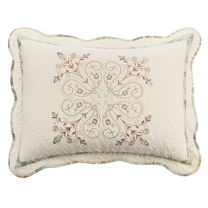 MaryJane's Home Vintage Treasure Standard Sham