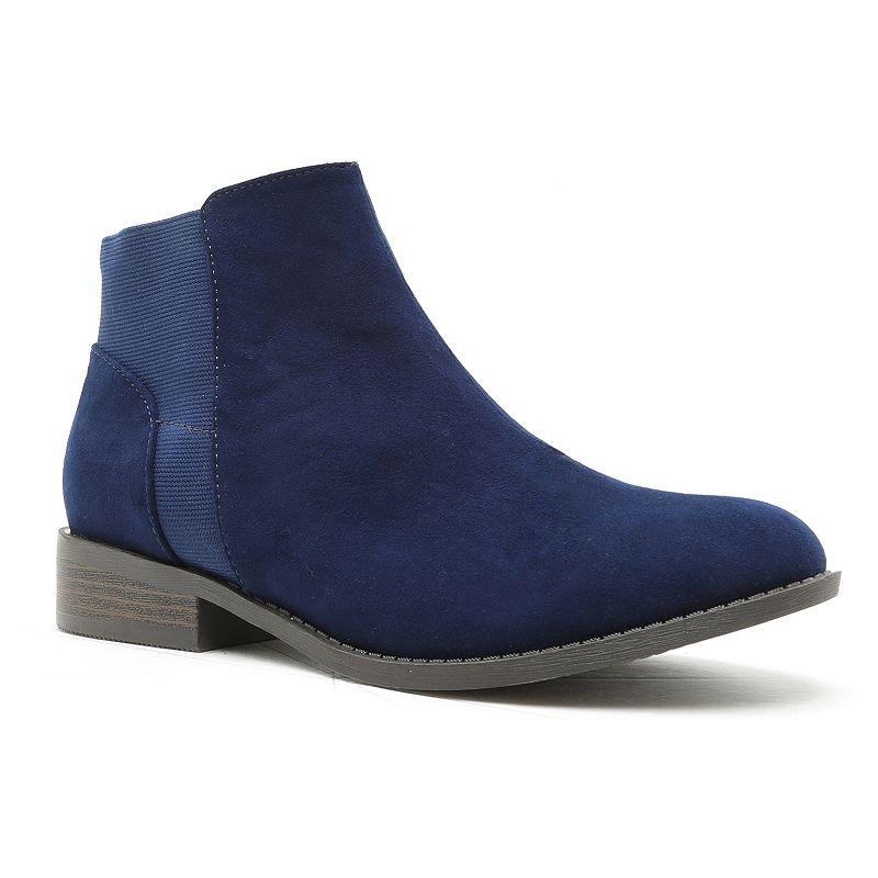 Qupid Vinci Women's Ankle Boots