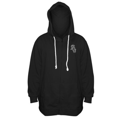Plus Size Majestic Chicago White Sox Hoodie