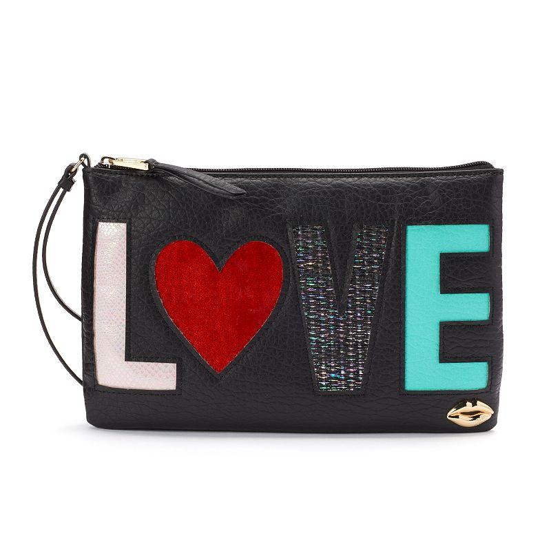 Juicy Couture ''Love'' Wristlet