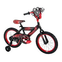 Boys Marvel Spider-Man 16-in. Bike by Huffy