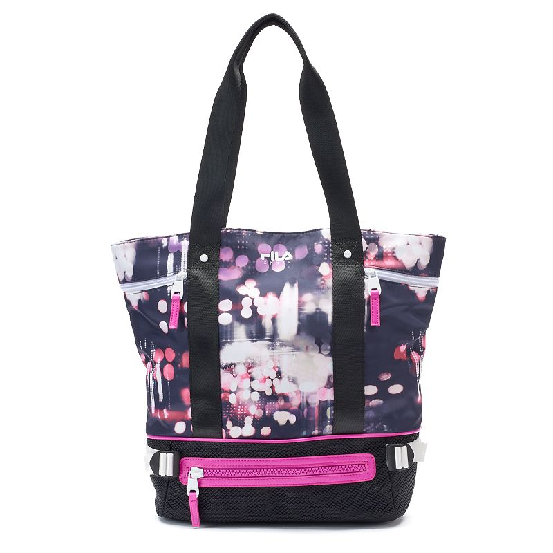 FILA SPORT® Abstract Lights Tote