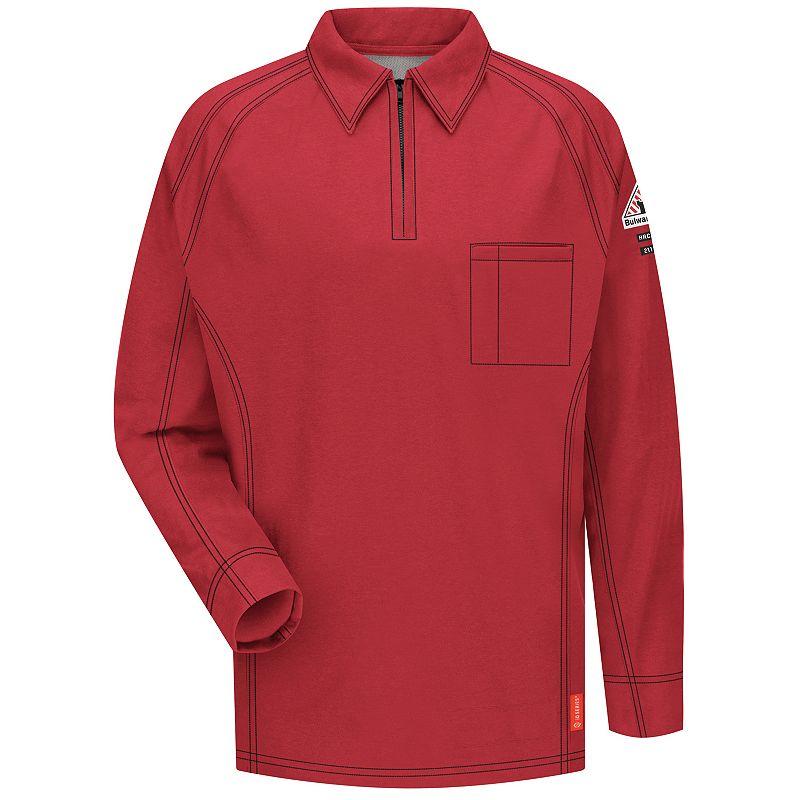 Men's Bulwark FR iQ Series™ Comfort Knit Polo