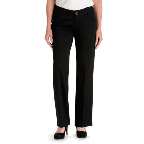 Petite lee maxwell modern fit curvy dress pants