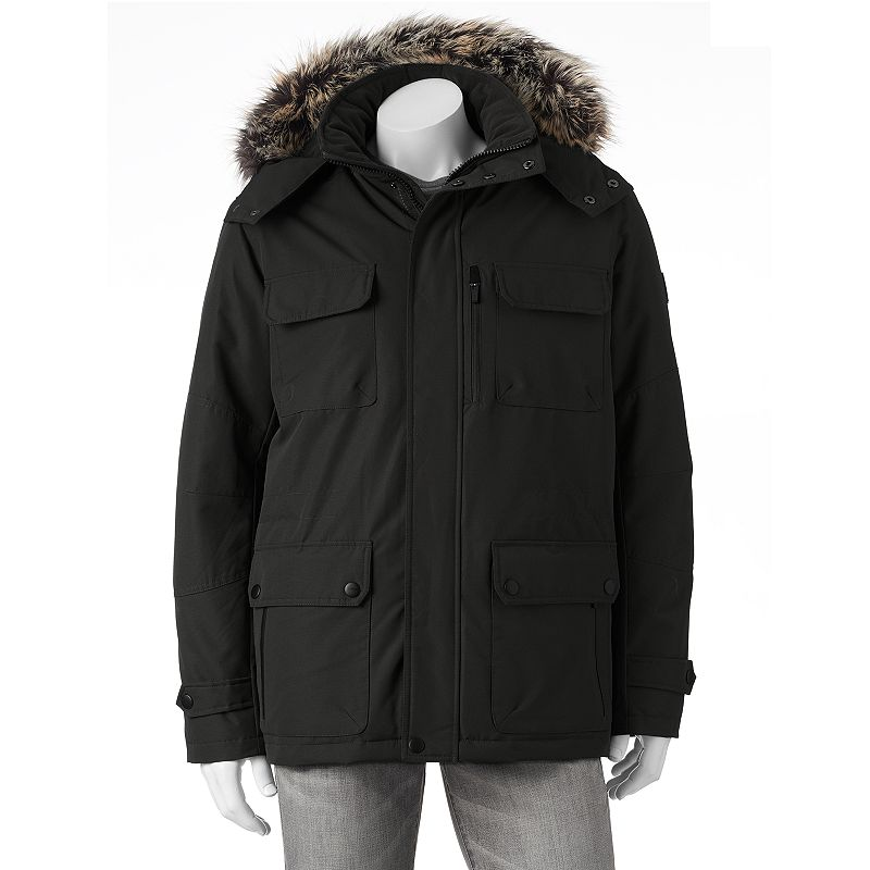 Big & Tall Towne Down Snorkel Parka