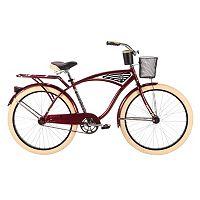 Men's Huffy Deluxe 26-in. Classic Cruiser Bikes