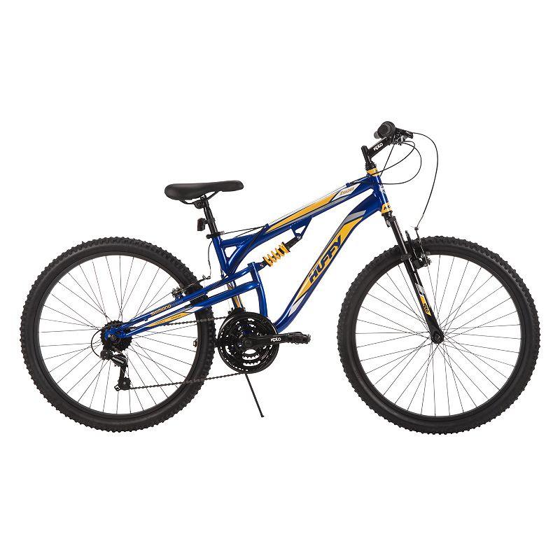 Men's Huffy Evader 26-in. 21-Speed Dual Suspension Mountain Bike