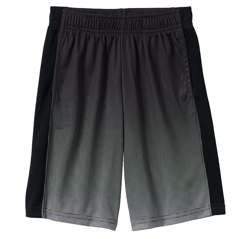 Boys 4-10 Jumping Beans® Ombre Mesh Performance Shorts
