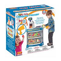 My First Checkout Counter Playset by Amloid