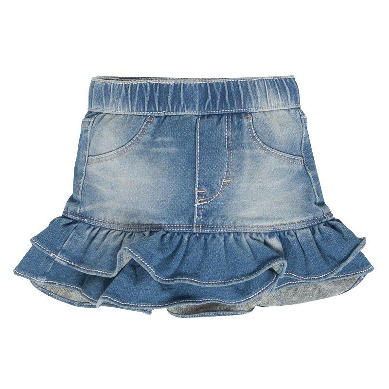 Baby Girl Levi's Ruffle French Terry Skirt
