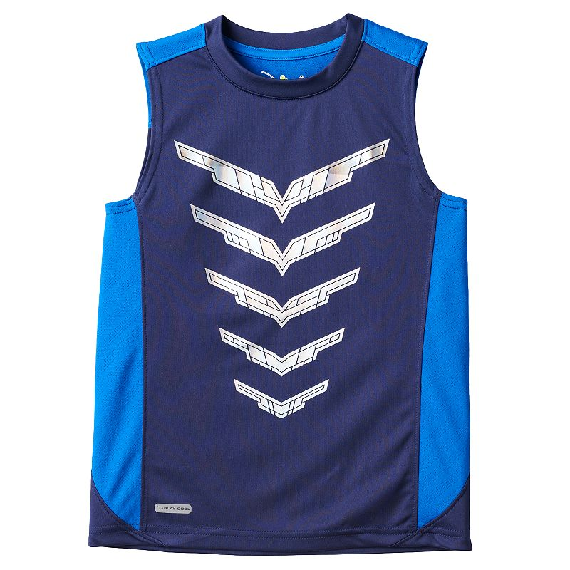 Boys 4-10 Jumping Beans® Performance Mesh Muscle Tank