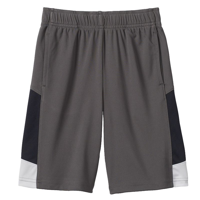 Boys 4-10 Jumping Beans® Colorblocked Performance Shorts