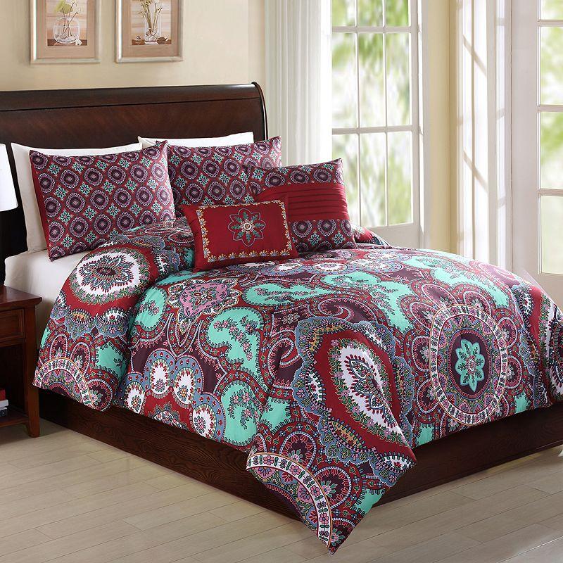 Sarina 5-piece Bed Set