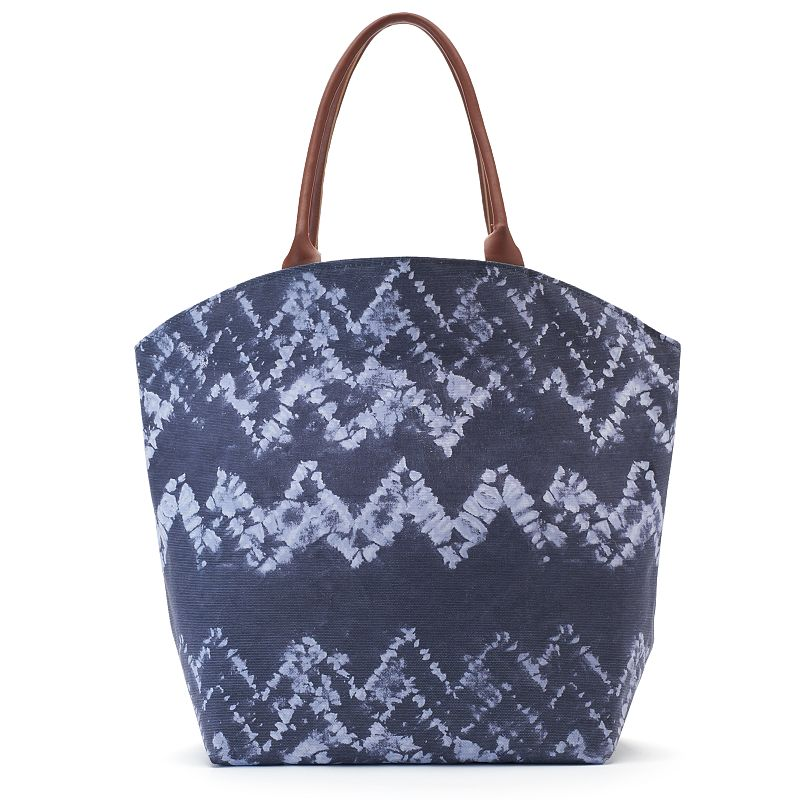 Tri-Coastal Design Tie-Dyed Canvas Tote