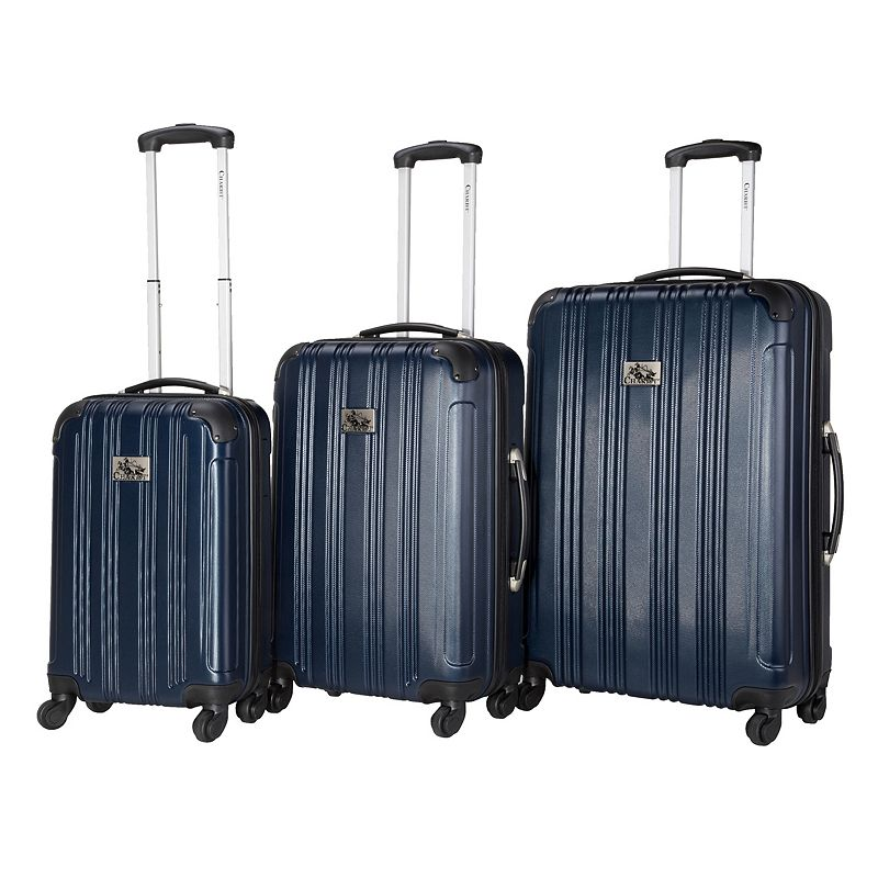 Chariot Modena 3-Piece Hardside Spinner Luggage