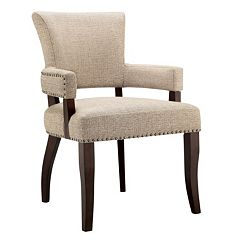 Madison Park Parler Arm Dining Chair by