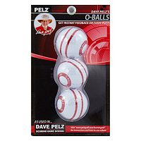 Dave Pelz Golf O-Ball Pack