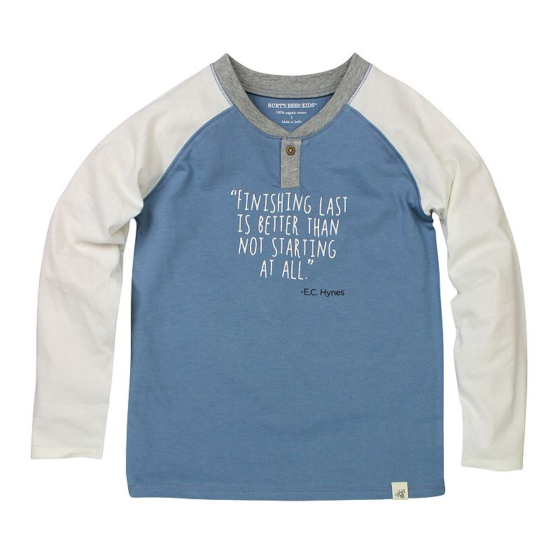 Toddler Boy Burt's Bees Baby Organic Graphic Tee