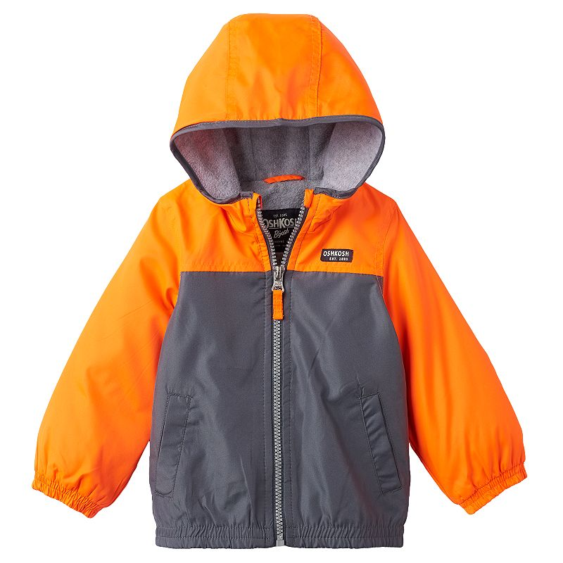 Toddler Boy Oshkosh B'gosh® Colorblock Transitional Jacket