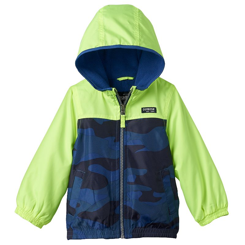 Boys 4-7 Oshkosh B'gosh® Colorblock Transitional Jacket