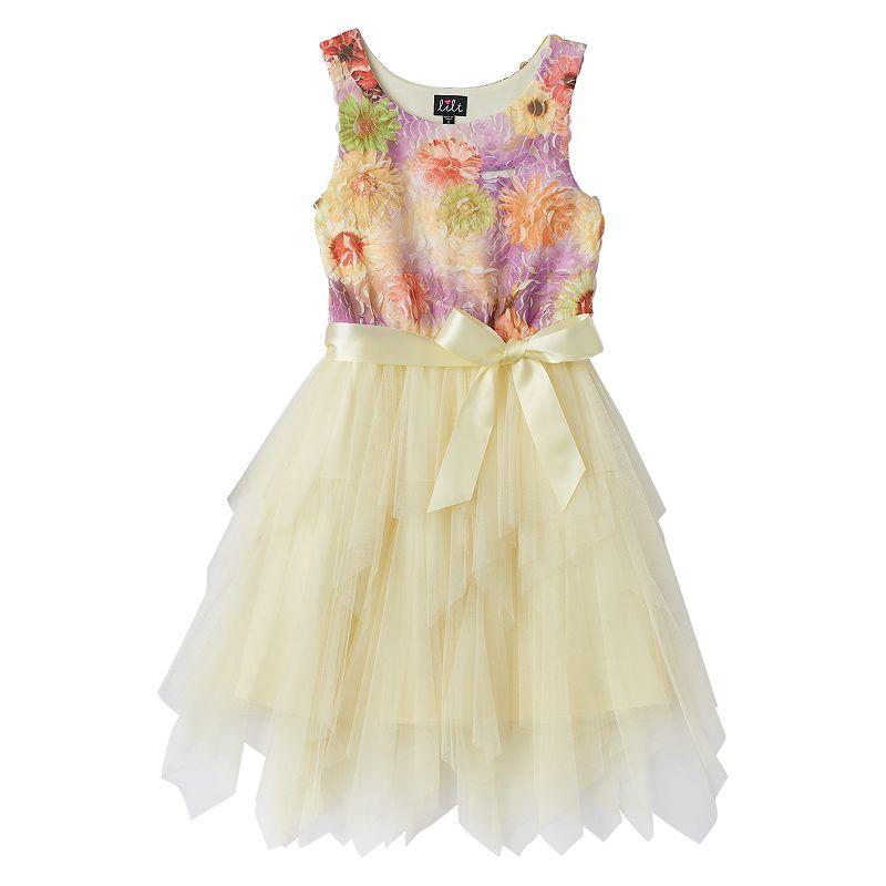 Girls 7-16 Lilt Tank Dress