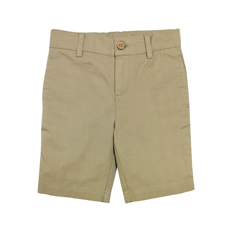 Toddler Boy Burt's Bees Baby Organic Chino Shorts
