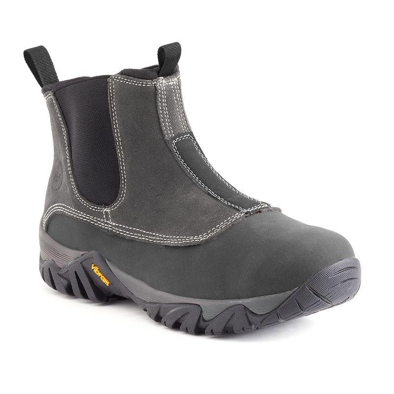 Hi-Tec Terra Lox Mid 200 I Men'st Waterproof Hiking Boots