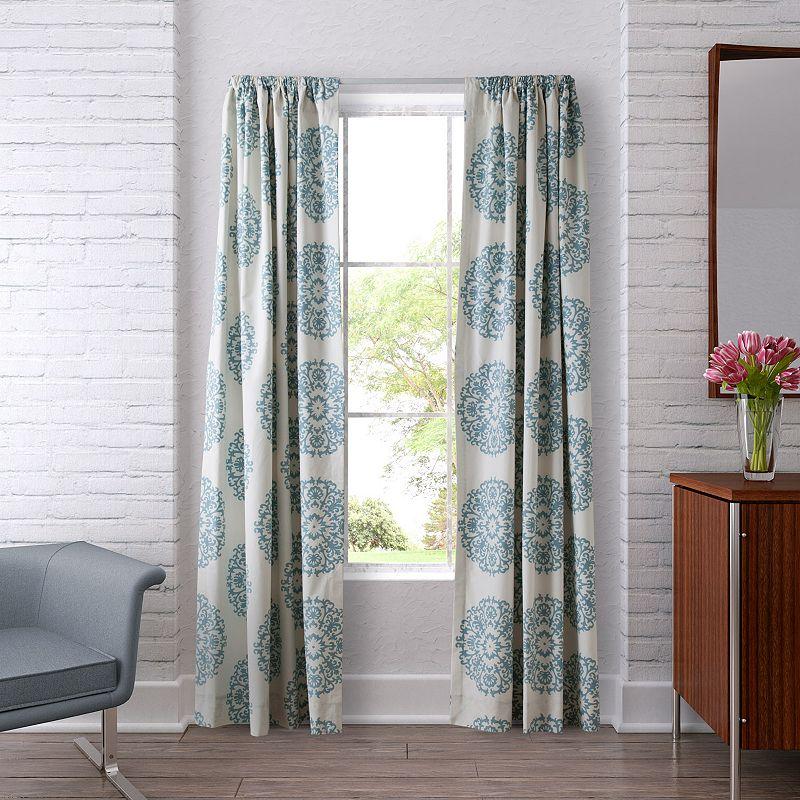 Stone Cottage 2-pack Bristol Curtains - 54'' x 84''
