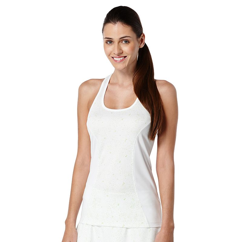 Women's Grand Slam Racerback Tennis Tank