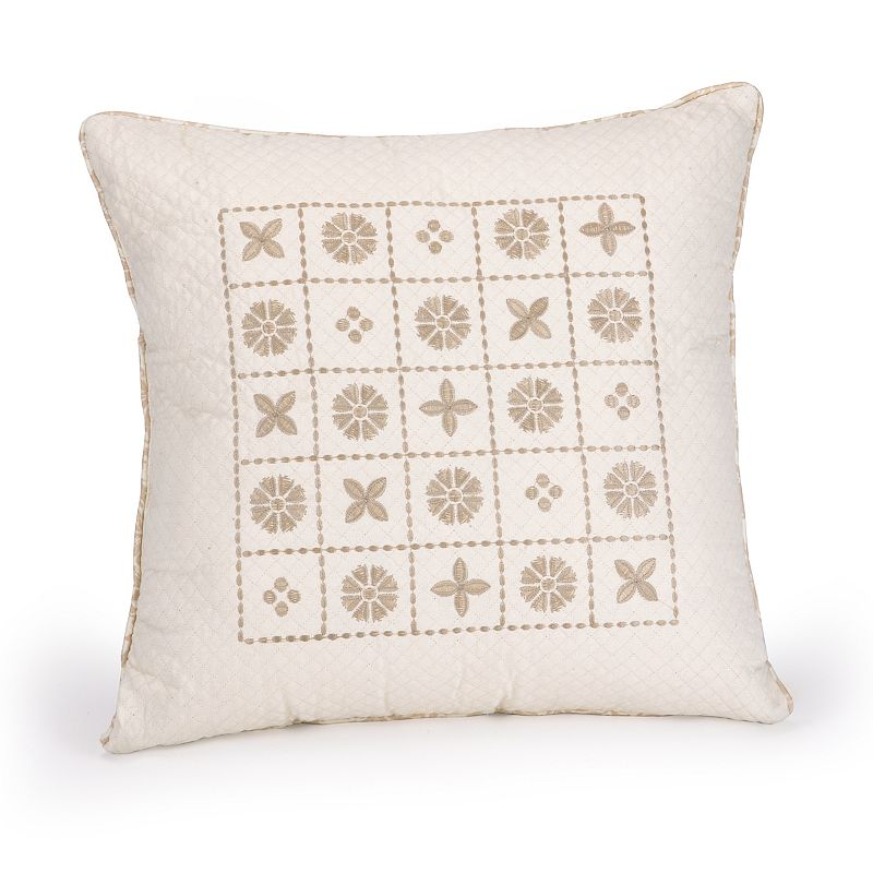 MaryJane's Home Sunset Serenade 18'' x 18'' Throw Pillow