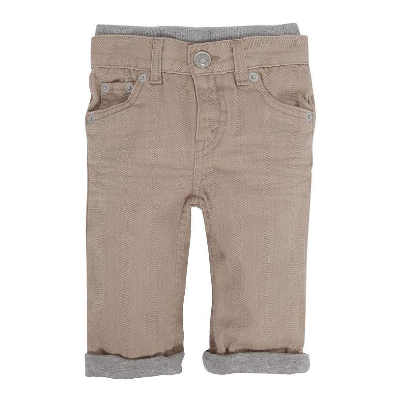 Baby Boy Levi's Pull-On Pants