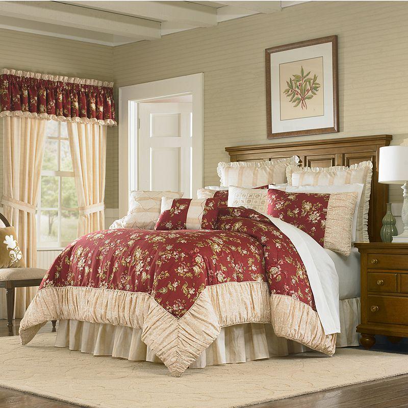 MaryJane's Home 4-piece Sunset Serenade Bed Set
