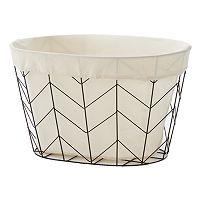 Lukasian House Oval Laundry Basket