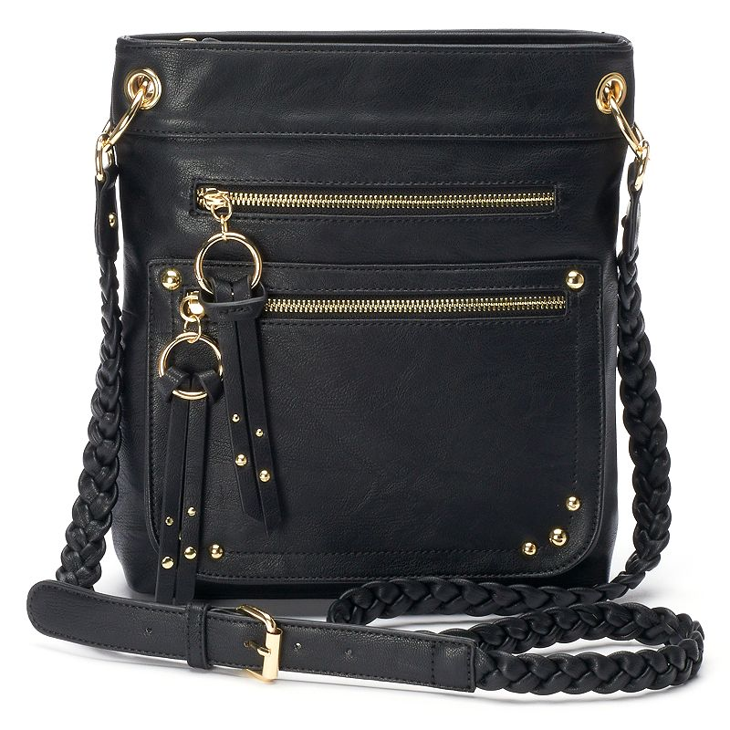 Apt. 9® Ava Braided Crossbody Bag