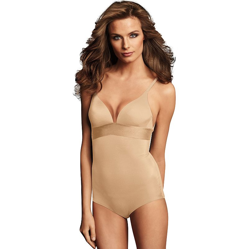 Maidenform Shapewear Endlessly Smooth Firm Control Body Briefer DM1008