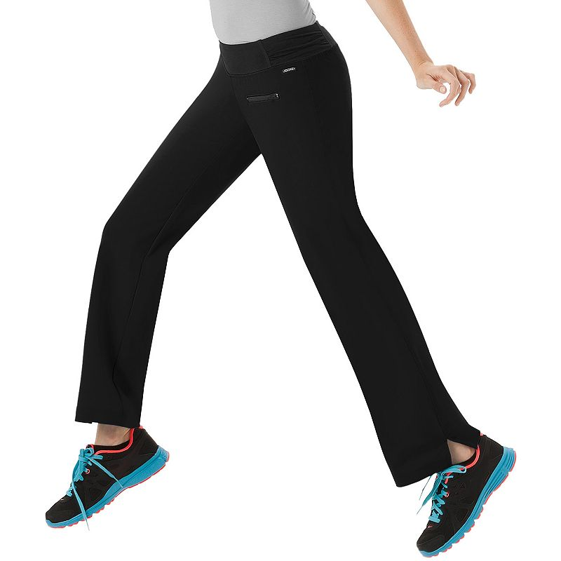 Petite Jockey Scrubs Modern Perfected Yoga Pants