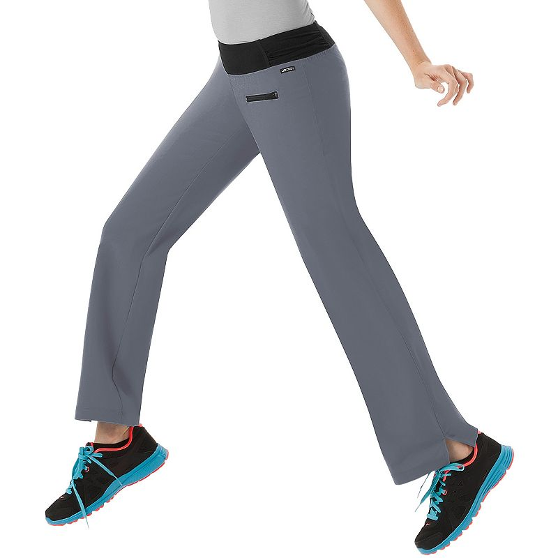 Petite Jockey Scrubs Modern Perfected Yoga Pants