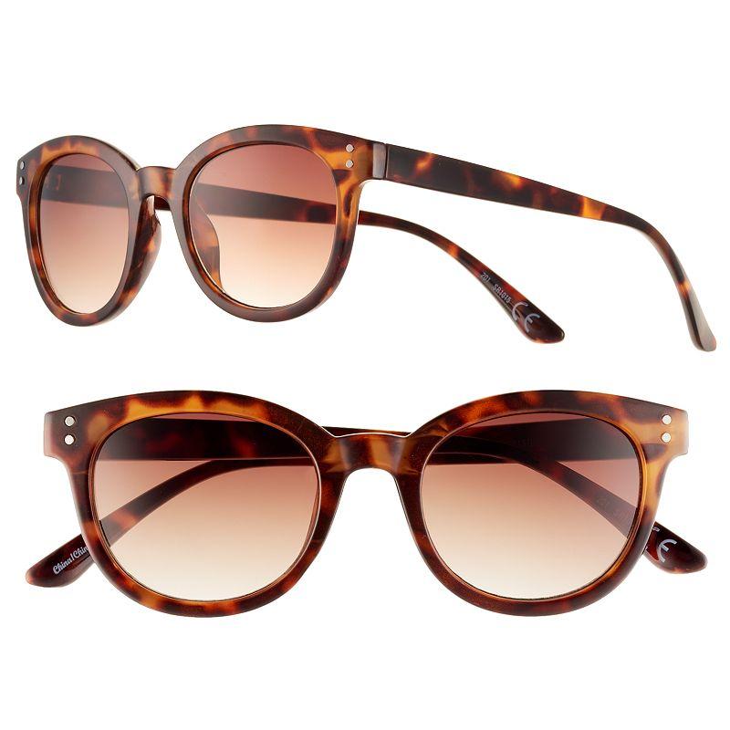 Women's SONOMA Goods for Life™ Retro Round Sunglasses