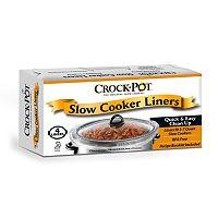 Crock-Pot Slow Cooker Liners