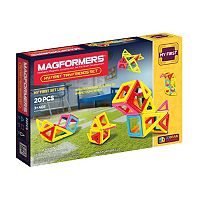 Magformers Tiny Friends 20-pc. Set