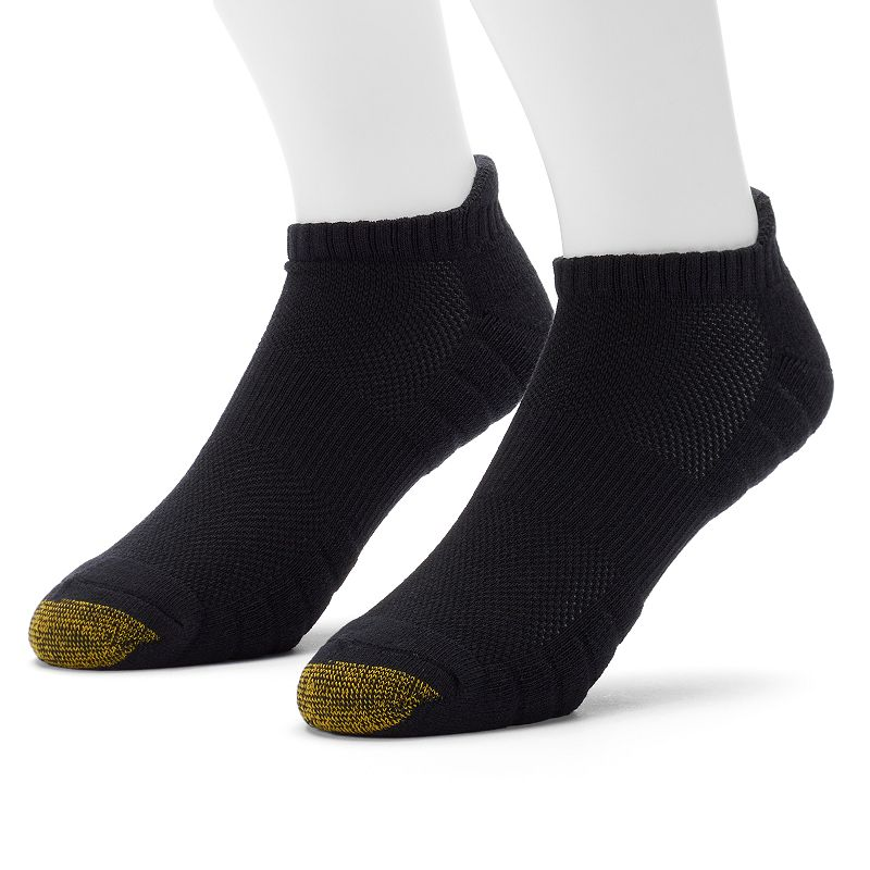 Men's GOLDTOE Soleution Golf Tab Liner Socks