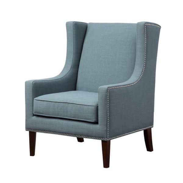 Madison Park Barton Print Accent Chair