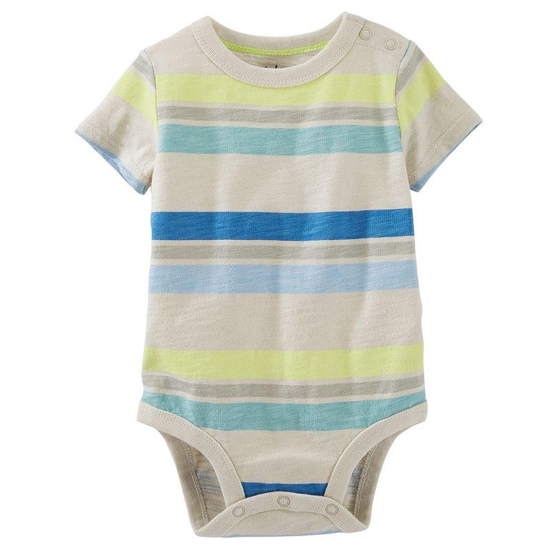 Baby Boy OshKosh B'gosh® Striped Bodysuit