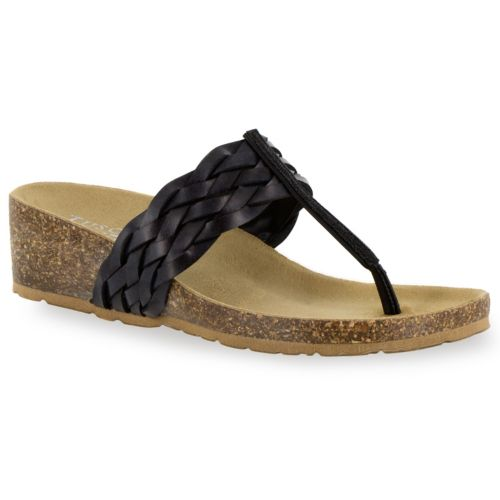 Tuscany by Easy Street Bene Women's Wedge Sandals