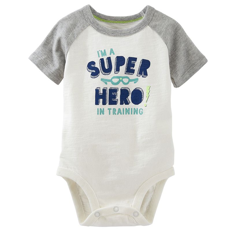 Baby Boy OshKosh B'gosh® Superhero Bodysuit