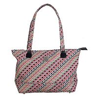 Jenni Chan Tiles Laptop Tote