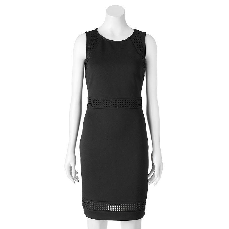 Women's Apt. 9® Cutout Sheath Dress