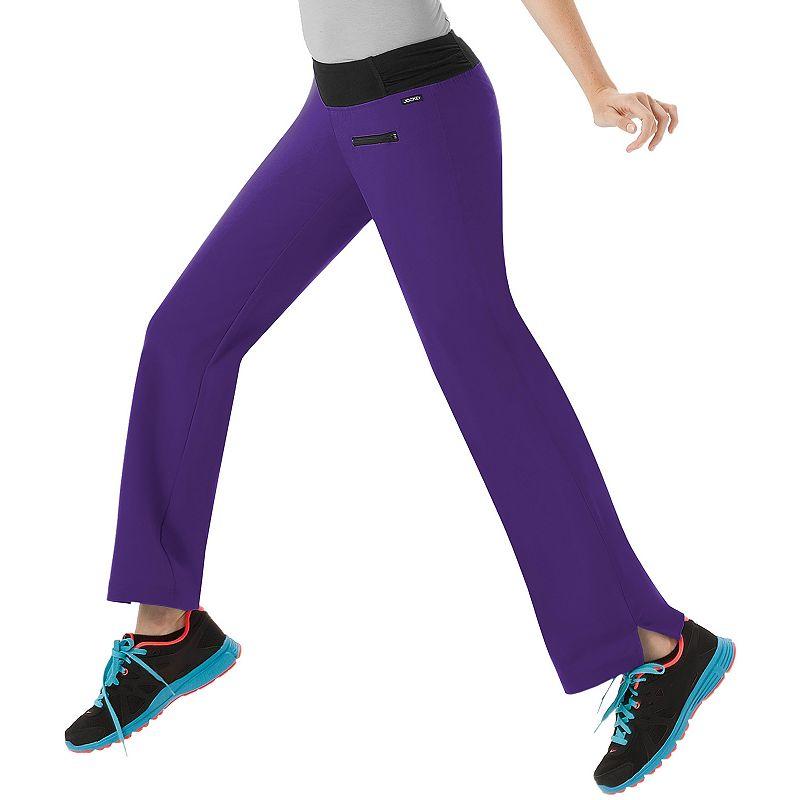 Women's Jockey Scrubs Modern Perfected Yoga Pants